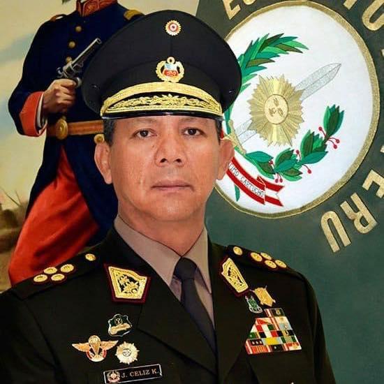 Gral. Jorge Céliz